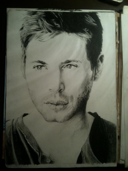 Jensen Ackles par katie89